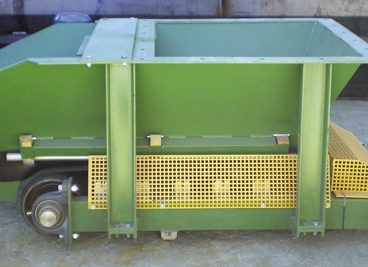 """Modelo AC 150 Alimentador de cinta <span class=""""color_granier""""><span class=""""color_granier"""">GRANIER <sup class=""""clase_sup"""">®</sup></span></span>"""