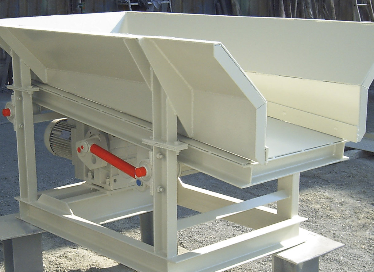 """Detalle contenedor modelo AV 150 Alimentador Vaivén <span class=""""color_granier""""><span class=""""color_granier"""">GRANIER <sup class=""""clase_sup"""">®</sup></span></span>"""