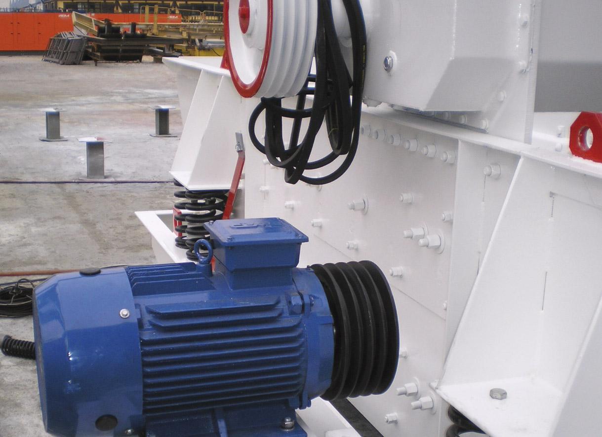 """Motor de criba vibrante <span class=""""color_granier""""><span class=""""color_granier"""">GRANIER <sup class=""""clase_sup"""">®</sup></span></span> HS 412 2B"""