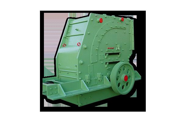 Trituradora de impacto Granier modelo BK 2030