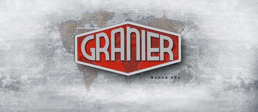 Fabricante de patentes de maquinaria Granier